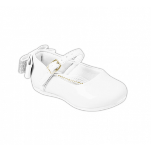 Sapato Feminino Social Envernizado 04.775 Angel  - Pampili