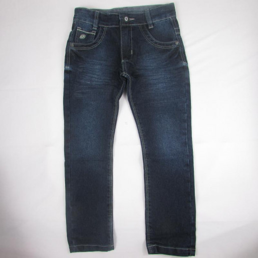 Calça Jeans Masculina com Ajuste na Cintura 20084 - Akiyoshi