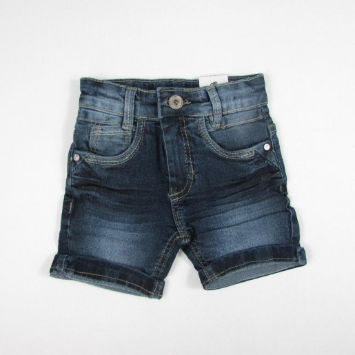 Bermuda Jeans com Ajuste na Cintura 55072 - Akiyoshi