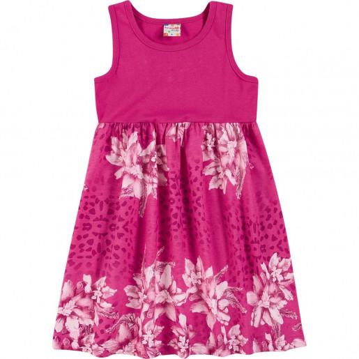 Vestido Estampado Floral 32282 - Brandili