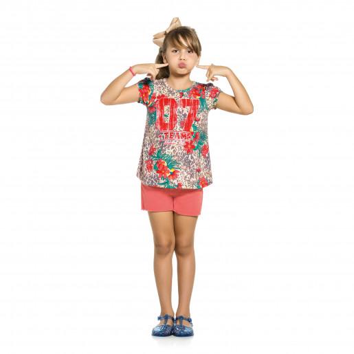 Blusa Feminina Estampada 42673 - Alakazoo