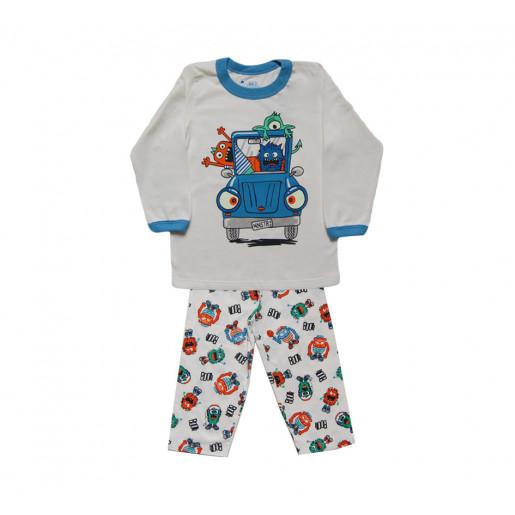 Pijama Masculino 18164 Monstrinhos - Have Fun