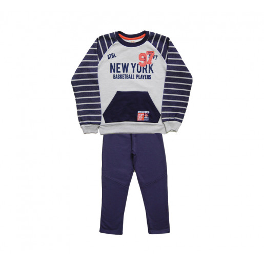 Conjunto Masculino 18444 New York - Have Fun