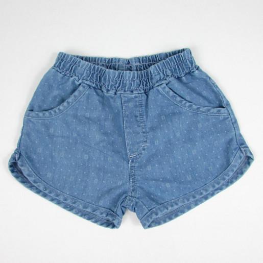 Shorts Maquinetado Estampado  21288  - Have Fun