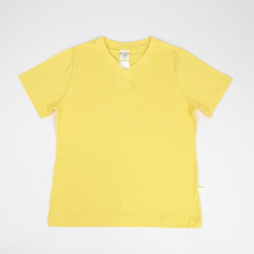 Camiseta Manga Curta Flamê Gola V 22228A - Have Fun