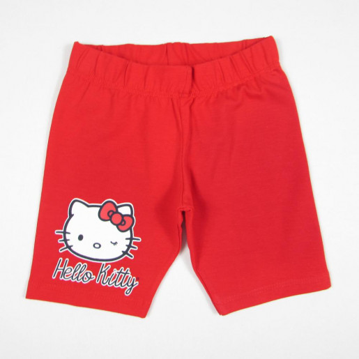 Bermuda Cotton Estampada Hello Kitty 80043 - Hello Kitty