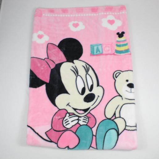 Cobertor Disney Raschel Minnie Surpresa - Jolitex