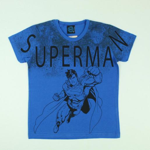 Camiseta Manga Curta Estampada Super Homem 82148 - Kamylus