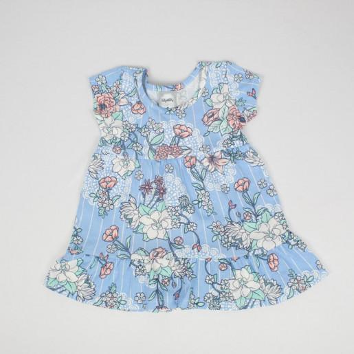Vestido Estampado Floral 50020 - Kely Kety