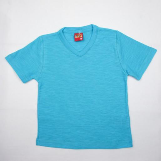 Camiseta Flame Gola V Manga Curta 107630 - Kyly