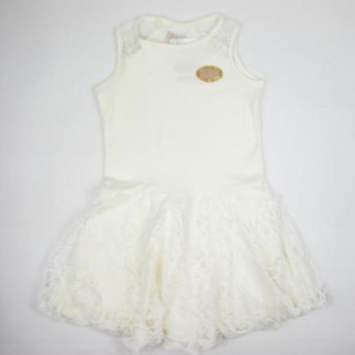 Vestido com Renda 500285 - Lecimar