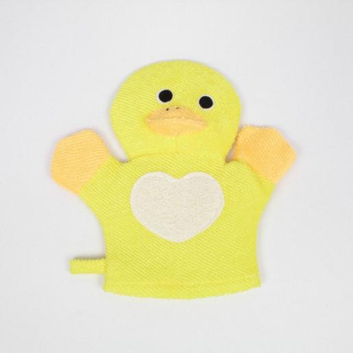 Esponja para Banho Patinho Amarelo 7167 - Pais e Filhos