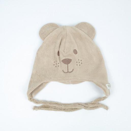Touca Urso Pelúcia Masculina 6094 - Everly